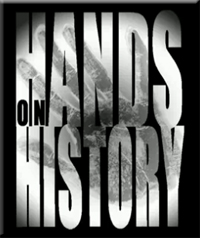 Hands on History Logo