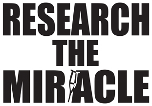 Research the Miracle logo