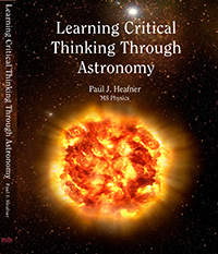 Learning Critical Thinking Through Astronomy