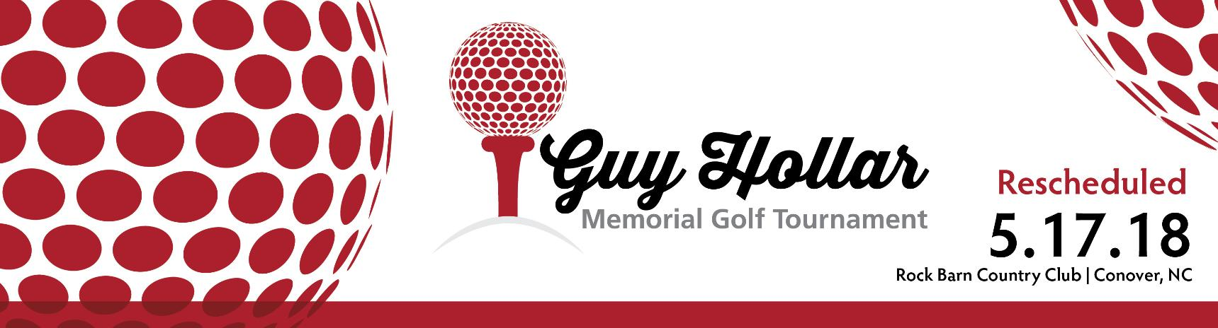 Guy Hollar Golf Tournament 2018