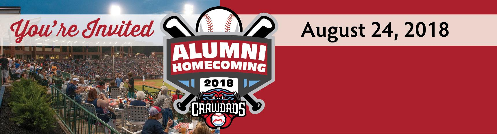 RSVP for Alumni Homecoming