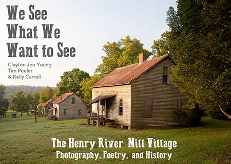Henry River Mill Village with text