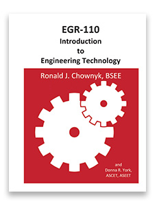 EGR 110-Introduction to Engineering Technology