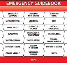 Emergency Guidebook cover