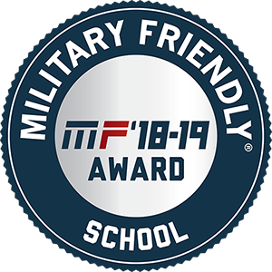 Military Friendly Top 10 School
