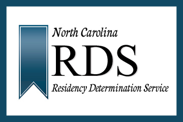 NC Residency Determination Service