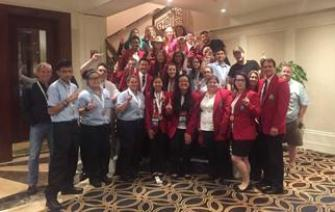 SkillsUSA National Championship Team
