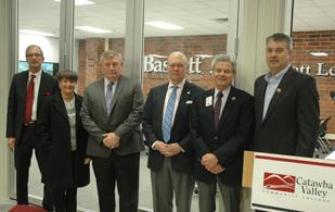Bassett Learning Center Dedication