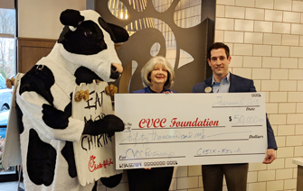 Chick-Fil-A South $50k Grant to CVCC
