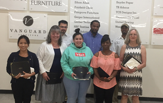 June '18 Furniture Academy Grads